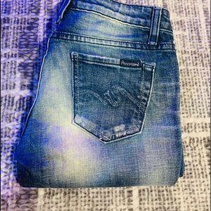 Anonamé authentic blue jeans size 27